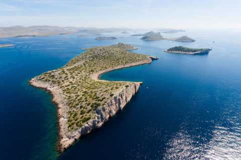 From Zadar: Private Speedboat Tour of Kornati National Park
