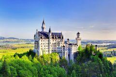 Munique: Excursão Castelo de Neuschwanstein 1 Dia