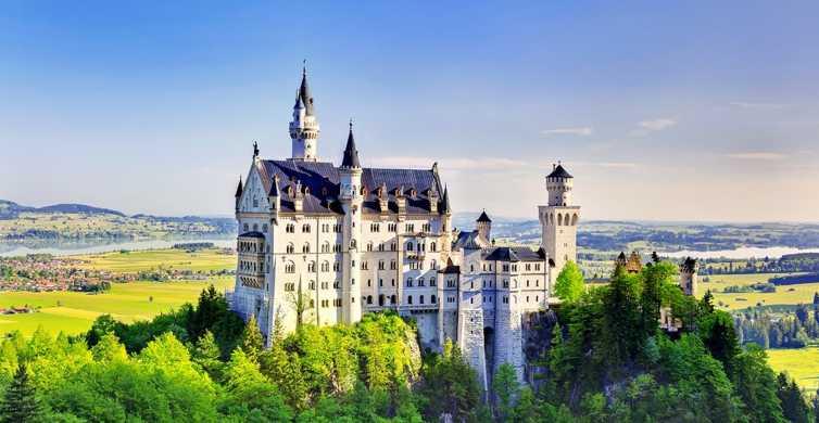 Neuschwanstein Castle Full-Day Tour from Munich