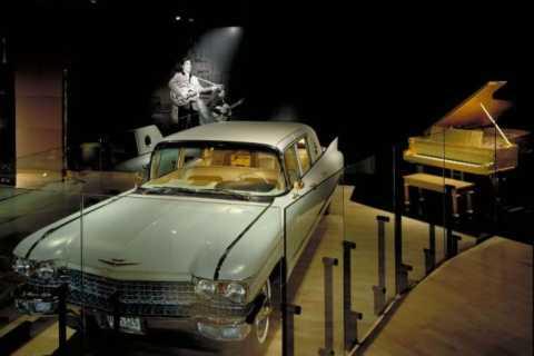 Нэшвилл: Зал славы и музей музыки кантри