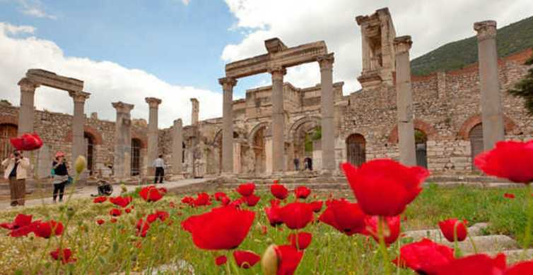 Ephesus and House of Virgin Mary Day Trip From Istanbul