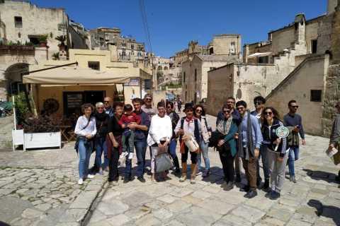 Matera: rondleiding van 2 uur door Sassi