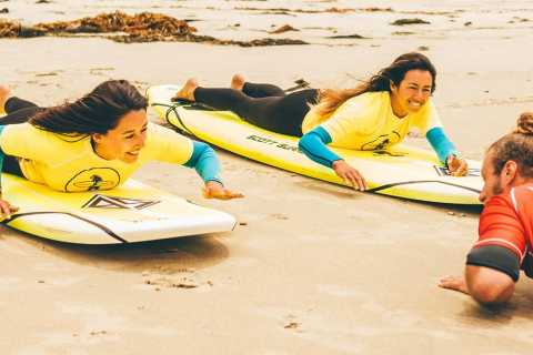 La Jolla: 1.5-Hour Surfing Lesson