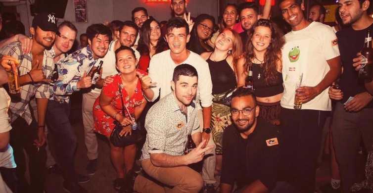 Istanbul 7-Hour Pub Crawl: Big Night Out