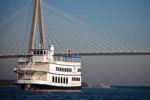 Charleston: Historic City Tour and Harbor Cruise