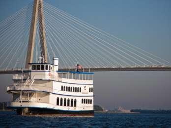 Charleston: Historische Stadtrundfahrt und Hafenrundfahrt