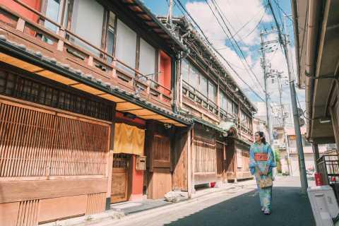 Kyoto: 2-Hour Gojo Area Walking Tour