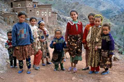 Marrakech: 2-Day Atlas Mountains Trek with Village Stay