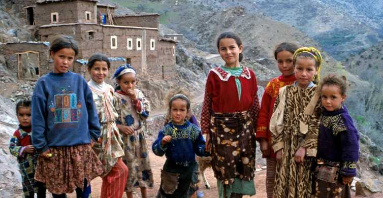 Marrakech: 2-Day Atlas Mountains Trek with Village Stay