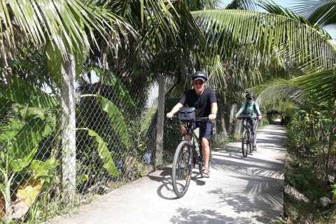 Ho Chi Minh City: Mekong Delta Small Group Day Tour by Bike
