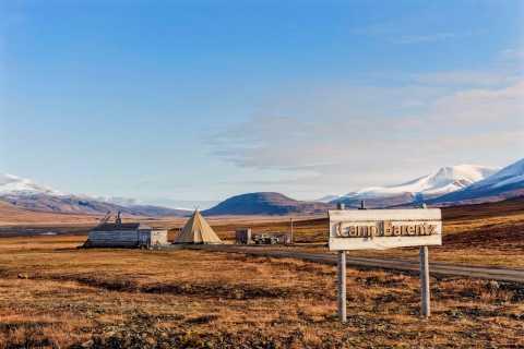 Longyearbyen: Wilderness Evening Experience with Dinner