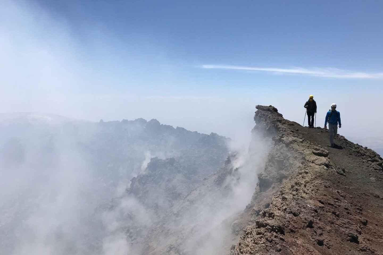 Ätna: Seilbahn, Jeep und Wanderung zum Gipfel