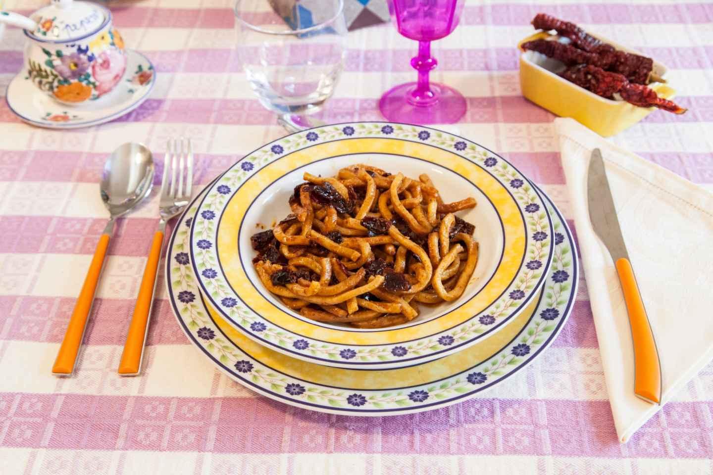 Perugia: kulinarisches Erlebnis bei einem Einheimischen