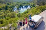 From Mostar: Herzegovina Cities & Waterfall Day Tour