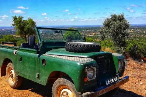 Alentejo: Cork Forest Safari with Optional Lunch