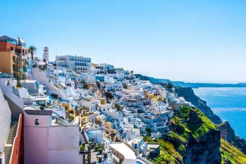Santorini Full-Day Boat Trip From Paros