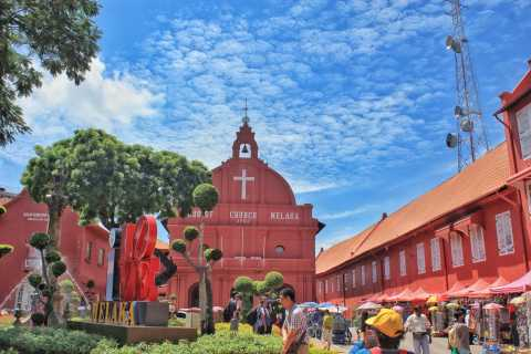 From Kuala Lumpur: Full-Day Trip to Historical Malacca