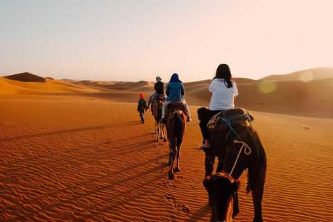 From Fes: Private 2-day Sahara Desert Tour