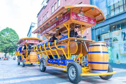 Belfast: City Centre Beer Bike Tour