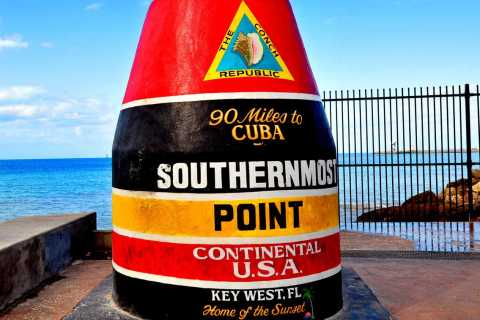 Key West: Day Trip from Fort Lauderdale w/ Activity Options