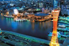 De Osaka: Viagem de um dia a Kyoto, Nara e Kobe com refeições