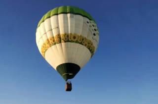 Rom: Heißluftballonfahrt über das Tibertal
