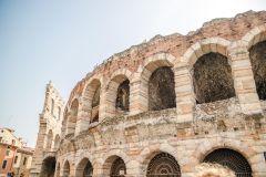 Arena de Verona: Tour Guiado sem Fila
