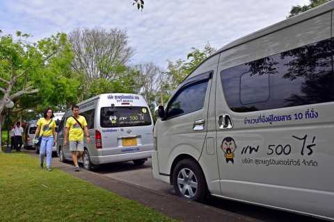 Krabi: Private Transfer To/From Khao Sok Area