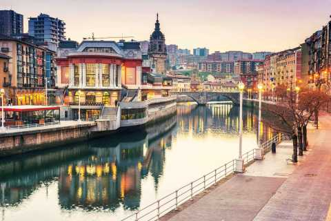 Bilbao: Personalized Guided Tour With a Local
