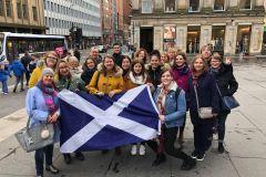 Glasgow: Excursão a pé guiada pelo centro da cidade