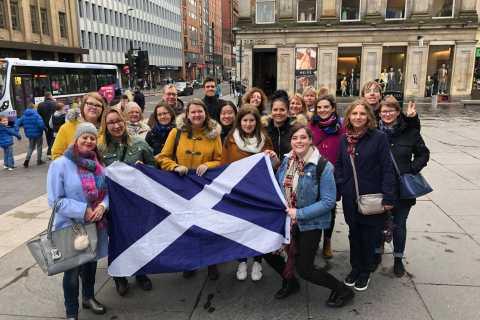 Glasgow: Rundgang durch die Innenstadt