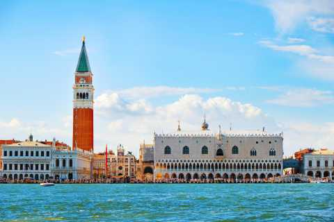 Venedig City Pass mit Dogenpalast und Nahverkehr