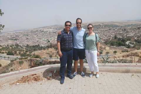 Fes: Private Cultural Day Tour