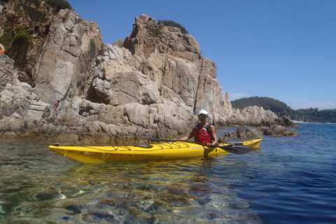 Costa Brava's Hidden Coves Kayak Tour
