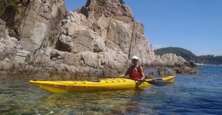 Costa Brava's Hidden Coves Kayak Tour