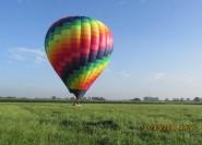 Mailand: San Colombano al Lambro – Heißluftballonflug
