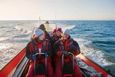 Longyearbyen: Isfjord Speedboat Safari to Grumant