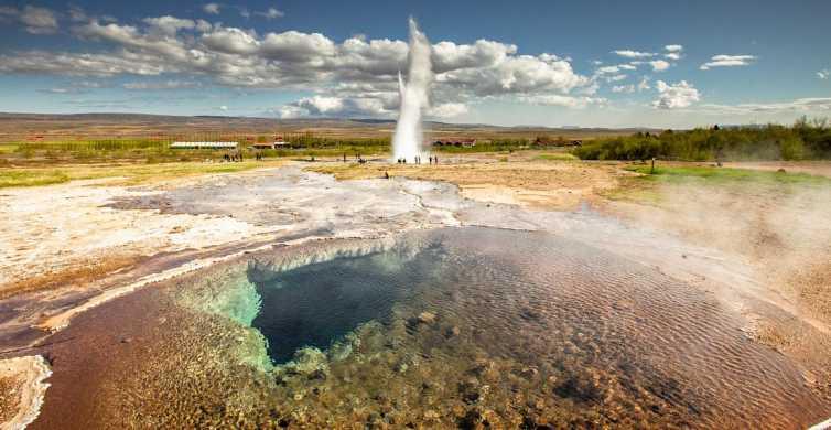 Reykjavik: Golden Circle Full Day Tour with Kerid Crater