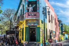 Buenos Aires: Excursão a Pé Guiada por La Boca em Inglês