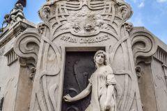 Buenos Aires: Tour Guiado no Cemitério da Recoleta em Inglês