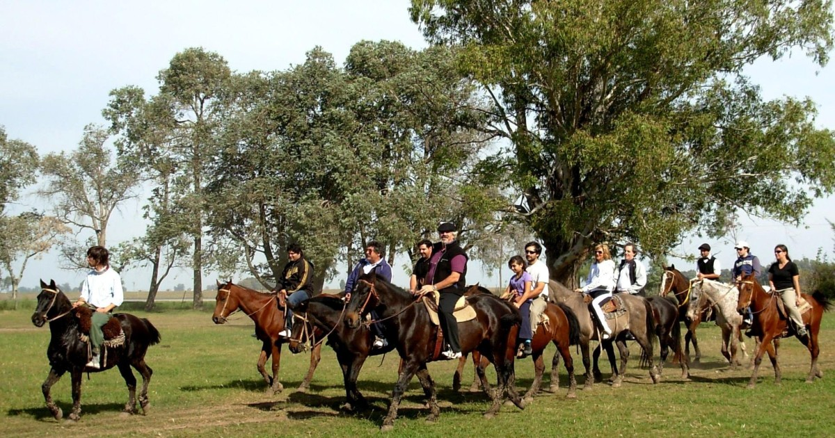 Buenos Aires: Argentine Gaucho Day at Don Silvano Ranch