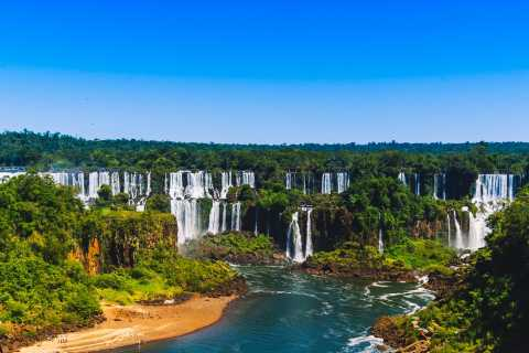Iguazu Falls Private Day Trip from Buenos Aires with Flights