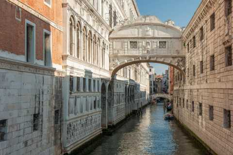 Day Trip to Venice by High Speed Train from Rome