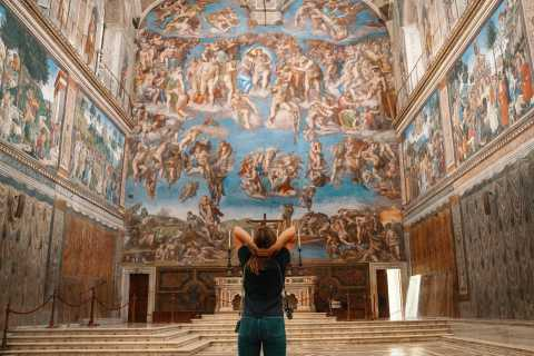 3-Hour Skip-the-Line Vatican Museums