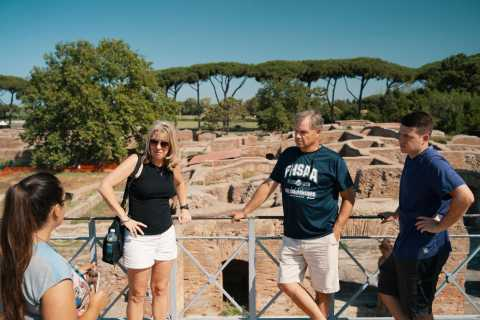 From Rome: Ostia Antica 4-Hour Guided Tour