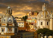 Best of Rome in 1 Tag: Private Tour mit dem Kolosseum