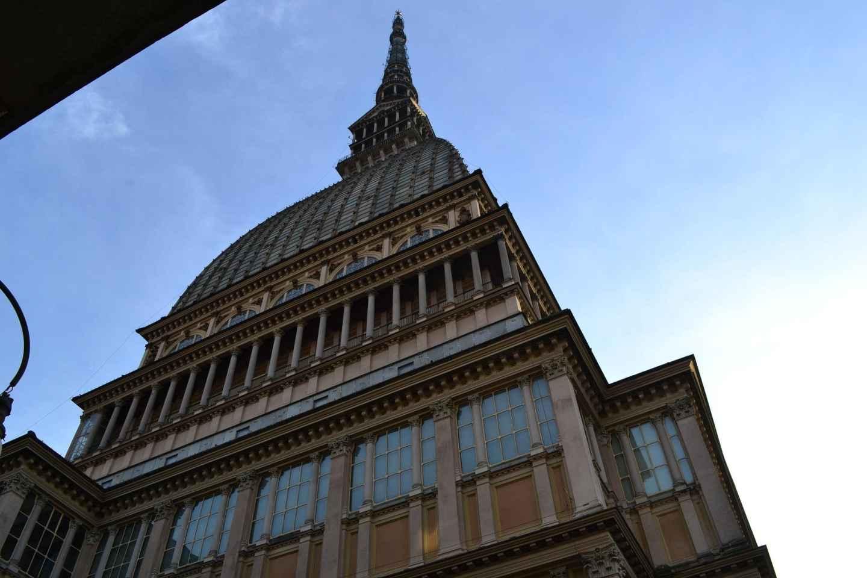 Turin: Stadtrundfahrt mit schnellem Einstieg zum Mole Panorama Lift