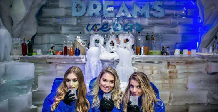 Foz do Iguaçu: Dream's Ice Bar & Wax Museum Tickets