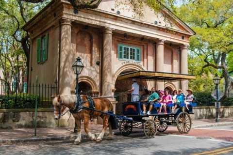 From Myrtle Beach: Charleston Historic Tour