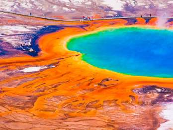 Ab Salt Lake City: Yellowstone und Tetons Parks in 4 Tagen